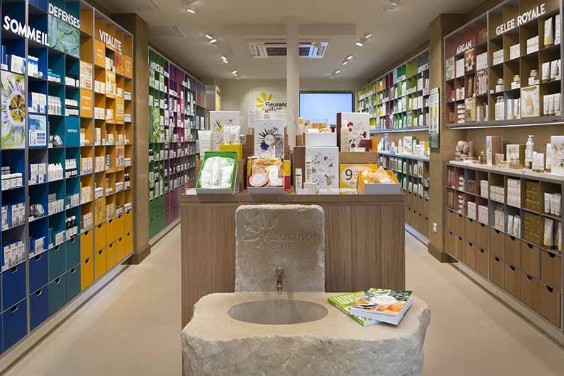 Fleurance Nature ouvre sa première boutique à Paris !
