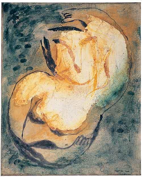Exposition : Jean Fautrier. Matière et lumière