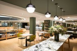 Le Rive Droite: the gourmet restaurant of the Grande Epicerie de Paris Passy