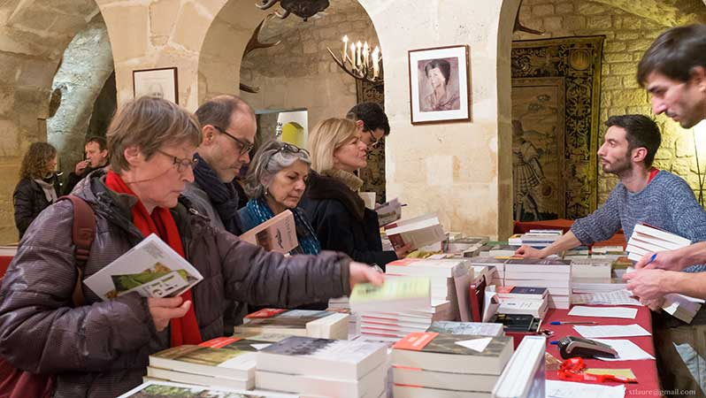 2nd edition of the Lire la Nature fair in Paris