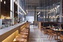 Les Grands Verres: the concept-bar and restaurant of the Palais de Tokyo