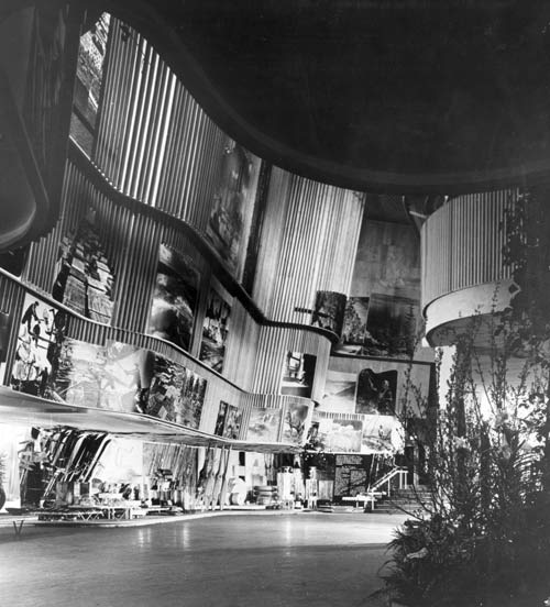 Exhibition: Alvar Aalto, Finnish architect and designer