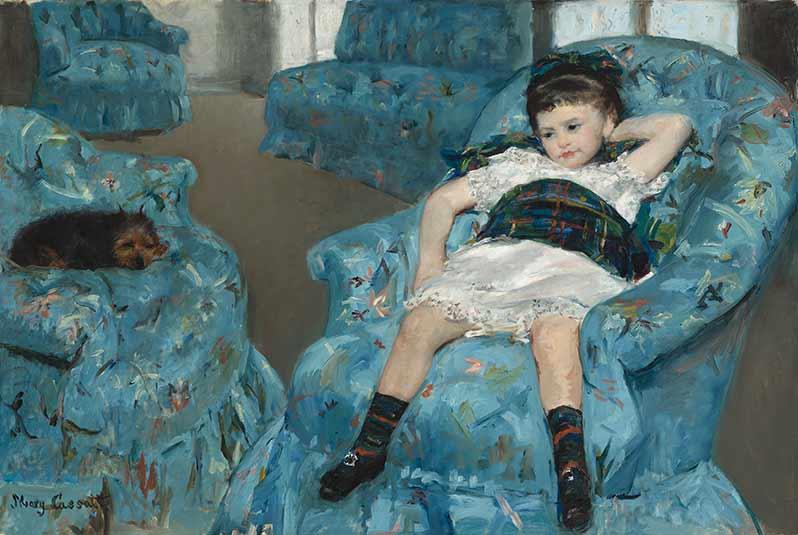 Exposition : Mary Cassatt, une impressionniste américaine à Paris
