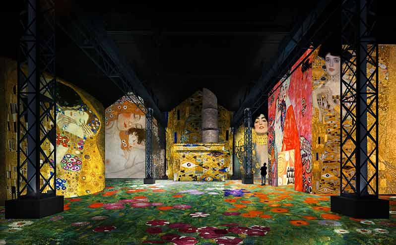 L'Atelier des Lumières: the first digital art centre of Paris