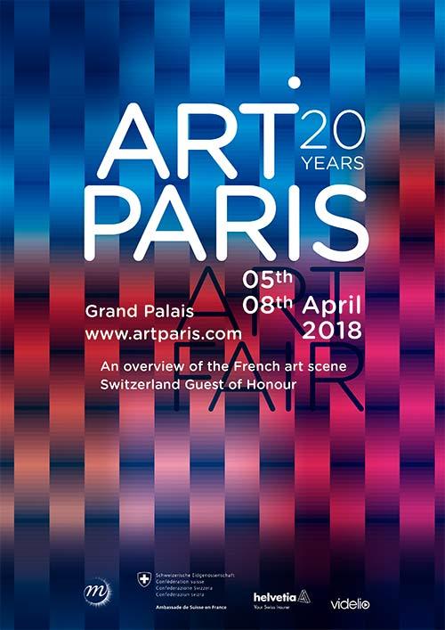 The Art Paris Art Fair celebrates its 20th anniversary at the Grand Palais