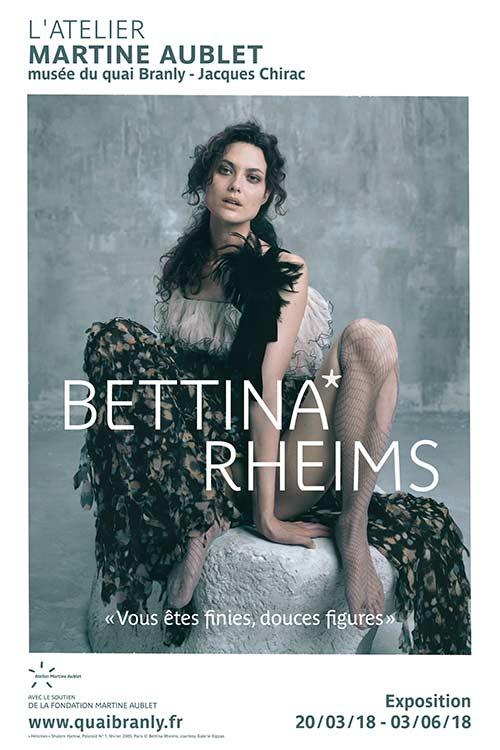 Exhibition: Bettina Rheims. You are finished, gentle faces