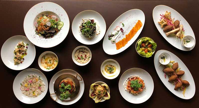 Restaurant maison noura avenue marceau green hotels paris for Noura alma marceau