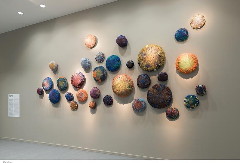 Exhibition: Sheila Hicks, Au-delà
