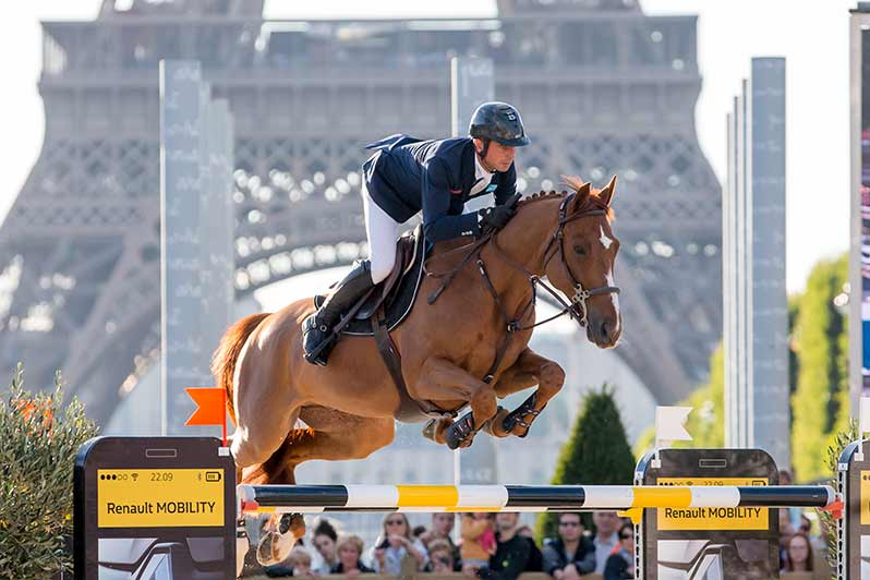 5e édition du Longines Paris Eiffel Jumping