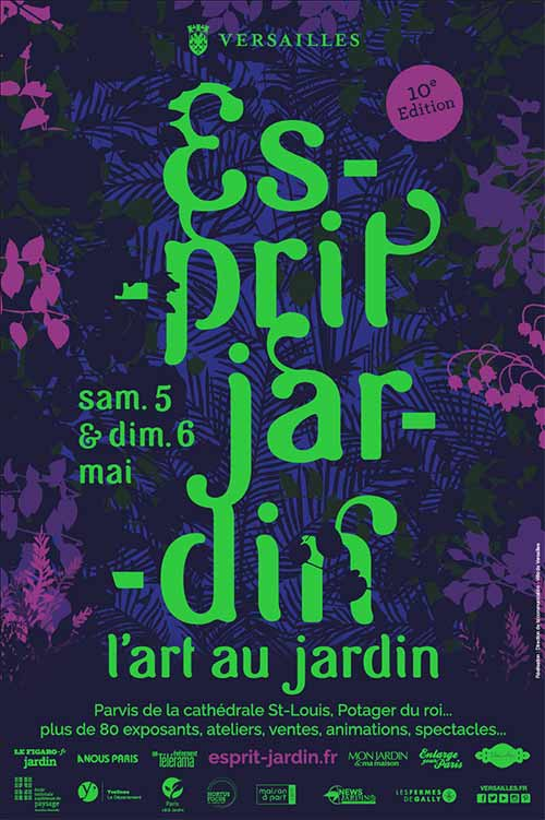 10th edition of Esprit Jardin at Versailles
