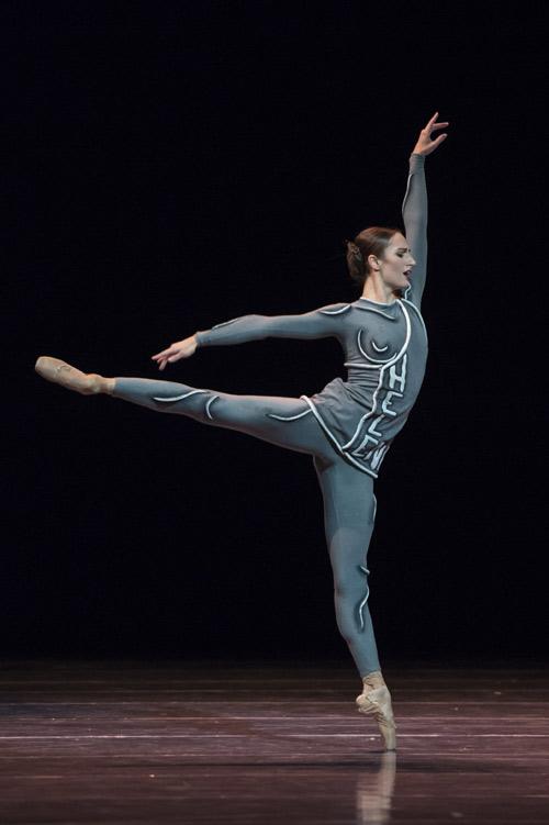 Les Ballets de Monte-Carlo envoûtent Chaillot avec « Le Songe »