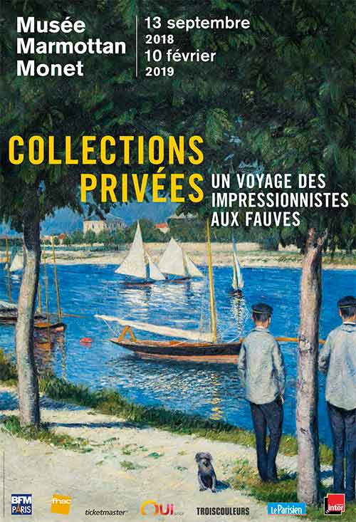 Exposition : Collections privées, un voyage des impressionnistes aux fauves