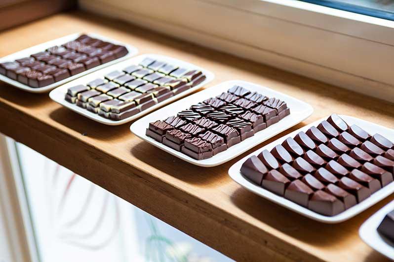 Ara Chocolat: vegan fair-trade roaster and chocolate maker