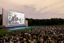 The Open-Air Cinema Festival at La Villette 2018: let's sing!