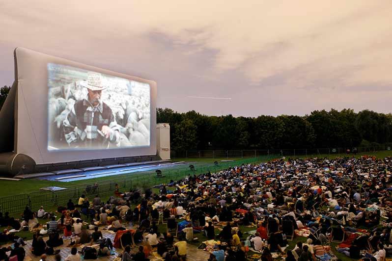 Festival de Cinéma en Plein Air de la Villette 2018: et si on chantait?