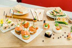 Odontella: le premier saumon végétal marin