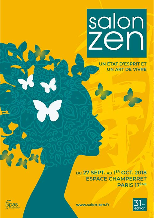 Salon Zen 2018: well-being makes its return to Espace Champerret