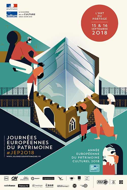 35e édition des Journées Européennes du Patrimoine