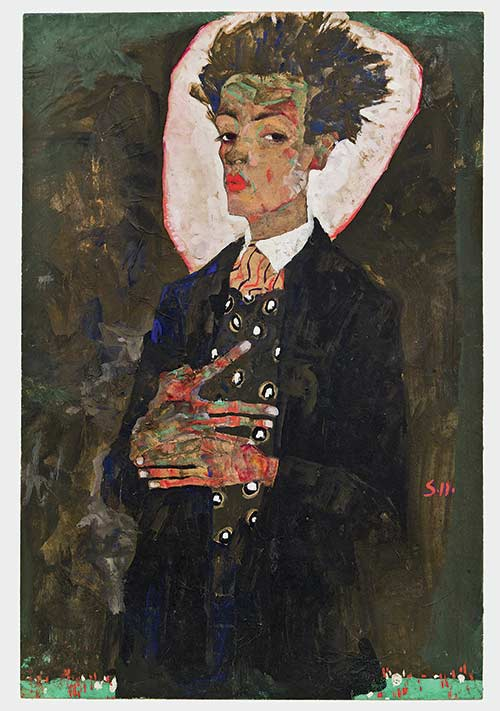 Exhibition: Egon Schiele