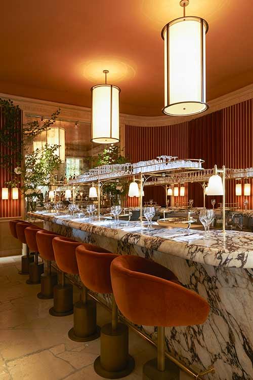 girafe restaurant palais de chaillot green hotels paris. Black Bedroom Furniture Sets. Home Design Ideas