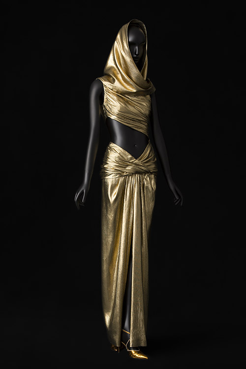 Exhibition: Yves Saint Laurent. Dreams of the Orient