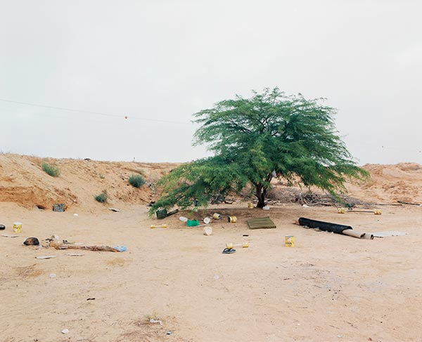 Exhibition: Ron Amir. Somewhere in the Desert