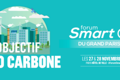 Forum Smart City du Grand Paris 2018