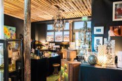 Une nouvelle galerie d'art et de parfum dans le 2e