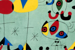 Miró, this is the color of my dreams