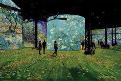 (Français) Van Gogh à l'Atelier des Lumières