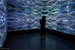(Français) L'Immersive Art Festival investit l'Atelier des Lumières