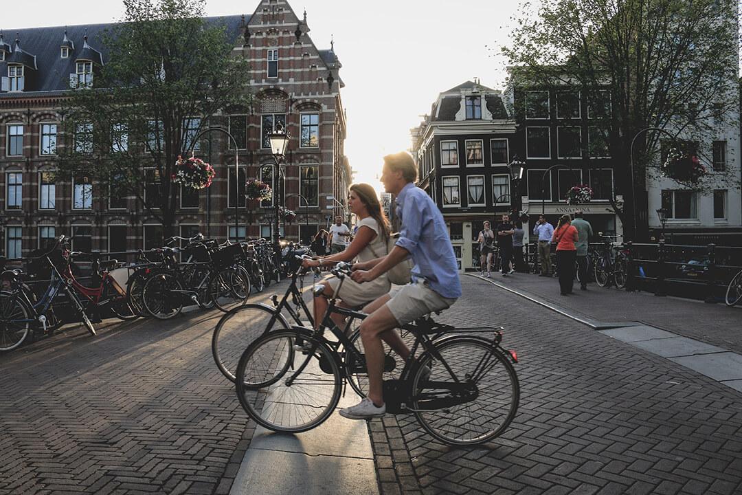 Voici les villes où il fait bon être cycliste