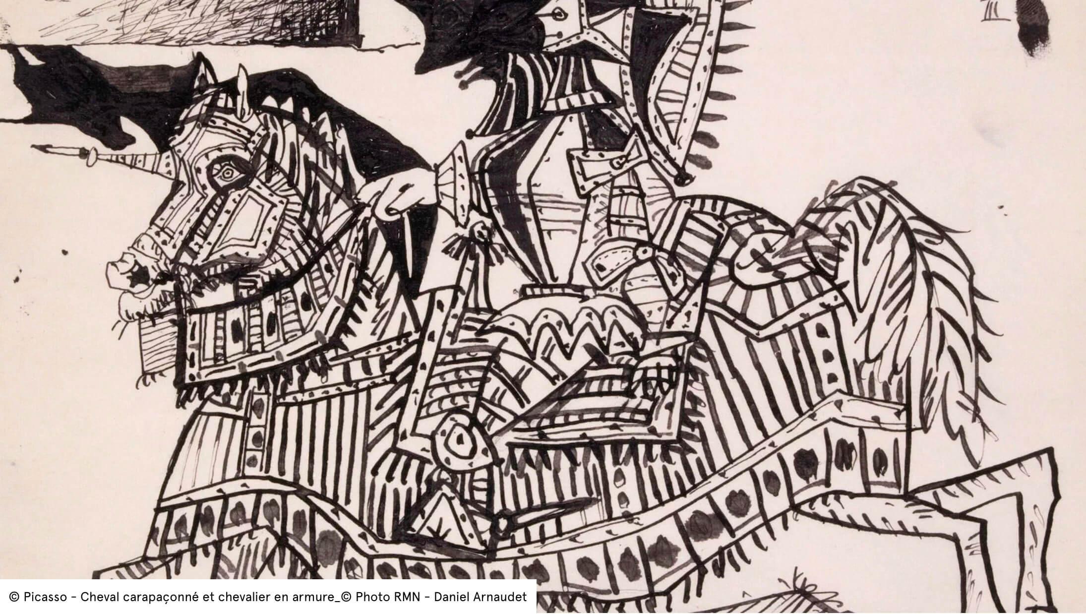 Picasso et la guerreau Musée de l'Armée
