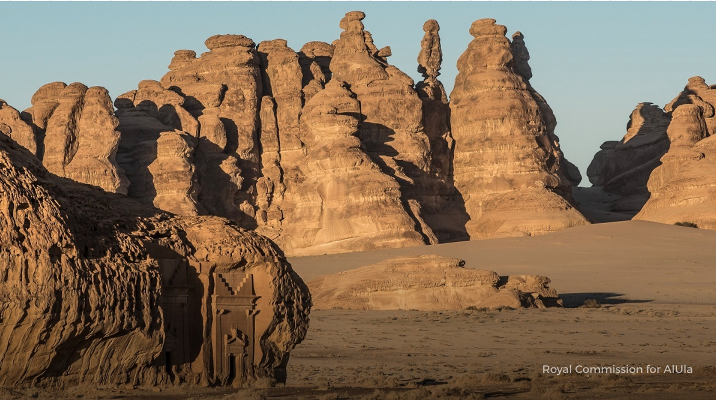 (Français) Al-Ula, merveille d'Arabie – L'oasis aux 7000 ans d'histoire