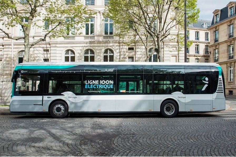 Une commande de 800 bus électriques pour la capitale