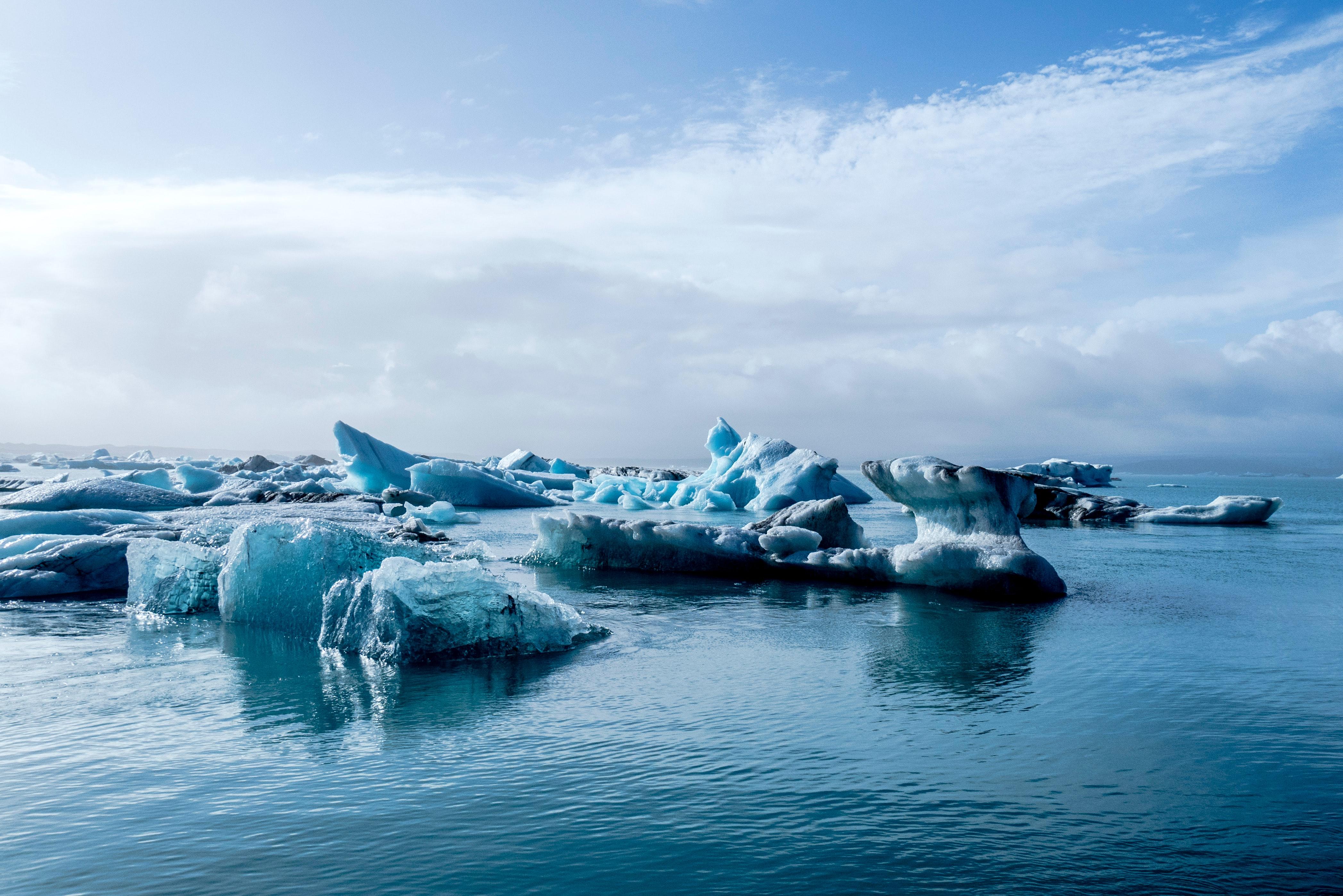 Un pole Nord «libre de glace» en 2050