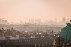 Paris, after confinement, the return of air pollution