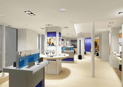 Bose ouvre une boutique à Passy