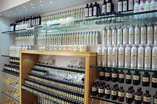 Aroma-Zone : une boutique bio à Paris
