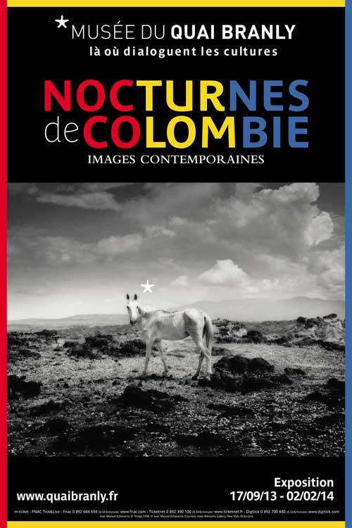 Exposition : Nocturnes de Colombie