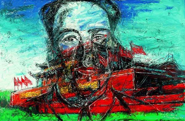 Exhibition: Zeng Fanzhi