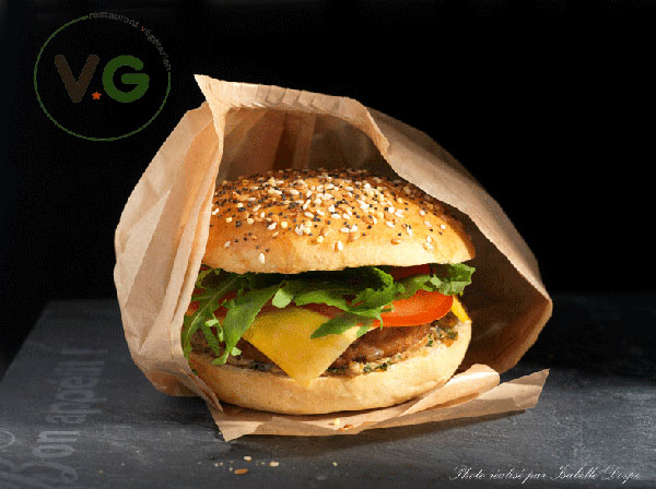 VG: The new temple of veggie burgers