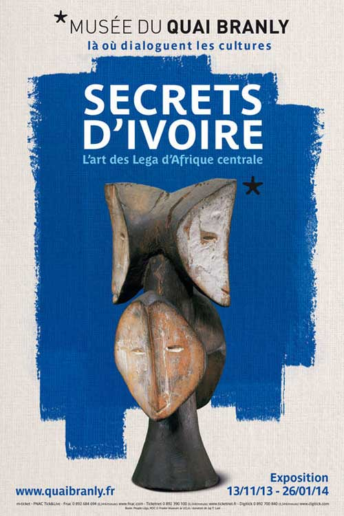 Exhibition: Secrets of Ivory, the Art of the Legas of Central Africa