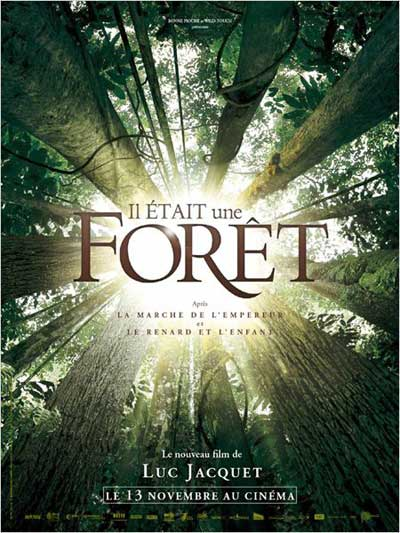 Luc Jacquet's latest movie shows the birth of a forest