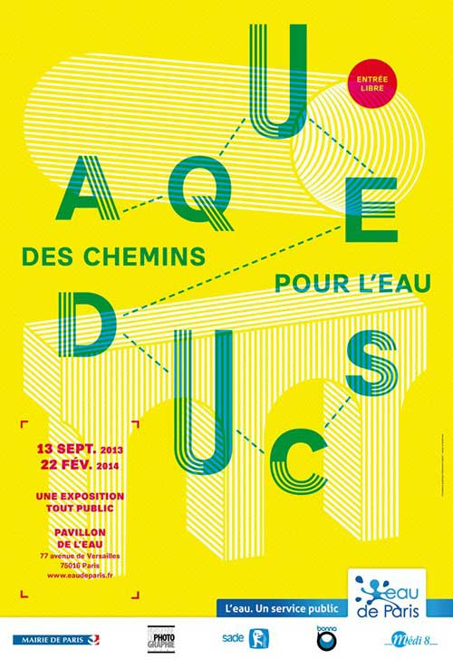 Exhibition: Aqueducts, Paths for Water