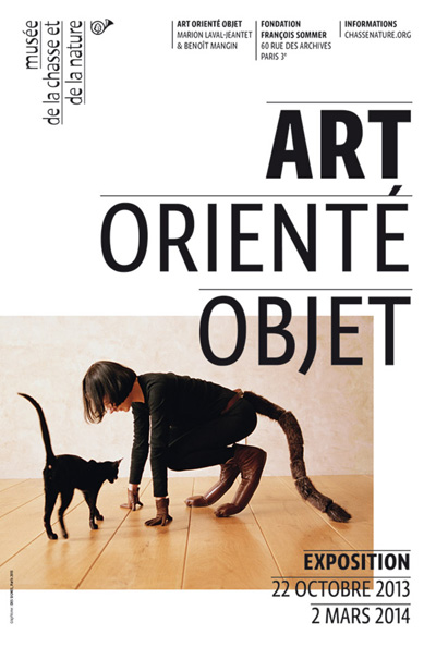 Exhibition: Object-Positioned Art