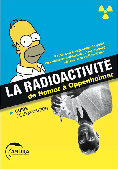 Exhibition: Radioactivity, from Homer to Oppenheimer