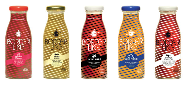 Borderline: 100% natural fruit juices