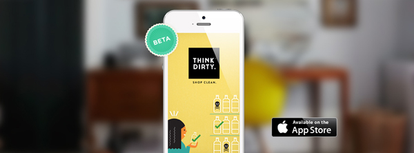 Think Dirty: the iPhone app that hunts cancerous cosmetics