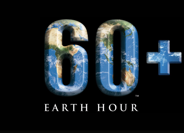 D-5 before Earth Hour 2014!